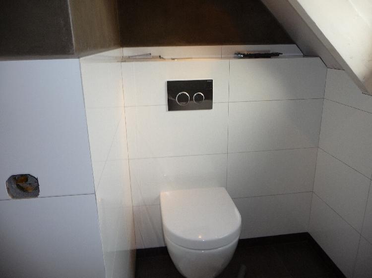 Betegelen badkamer roger - Betegelde badkamer ontwerp ...